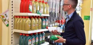 Dobór oleju silnikowego - otwierające