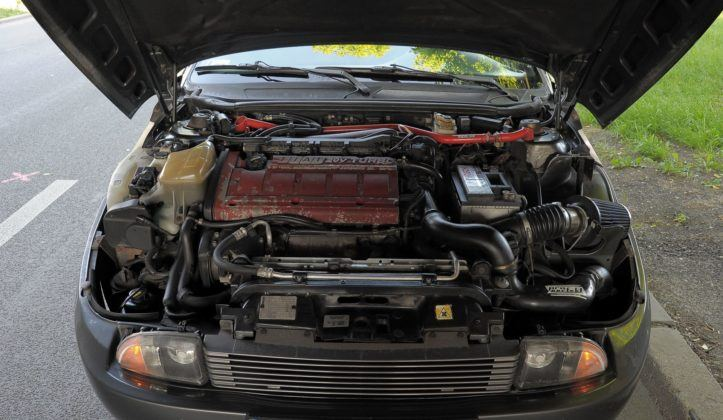 Fiat Coupe - silnik