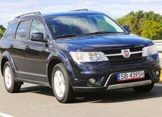 Używany Fiat Freemont (2011-2016) - opinie, dane techniczne, typowe usterki