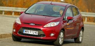 FORD Fiesta VI 1.6 Ti-VCT 120KM 5MT WN91240 10-2008