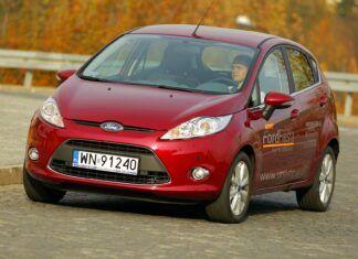 Używany Ford Fiesta VII (2008-2017) - opinie, dane techniczne, typowe usterki