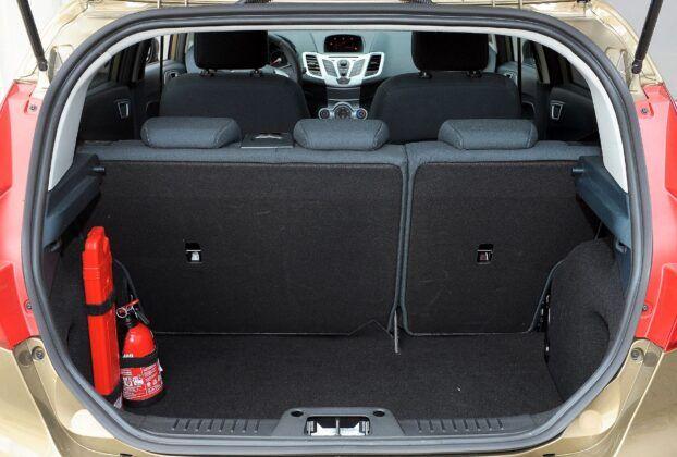 Ford Fiesta VII bagażnik (3)