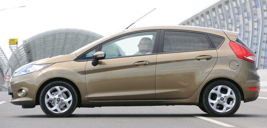 Ford Fiesta VII hatchback 5d