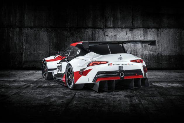 GR Supra Super GT