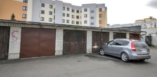 Garaż na własność - otwierające