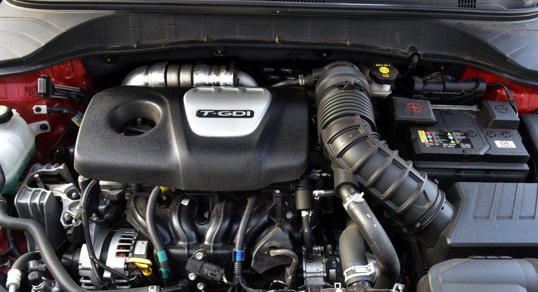 Hyundai Kona - silnik