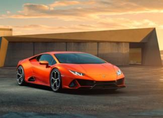 Lamborghini Huracan po liftingu – teraz z przydomkiem EVO