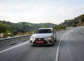 Nowy Lexus ES – pierwsza jazda, zdjęcia, opinie