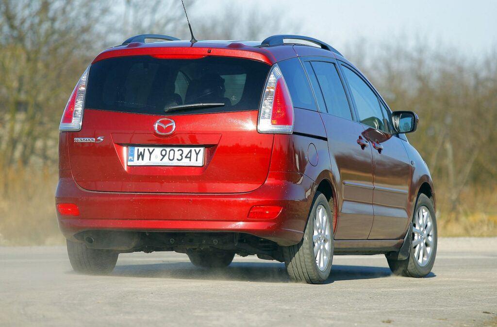 Mazda 5 I