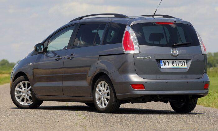 Mazda 5 I (CR)