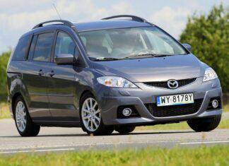 Używana Mazda 5 I (CR; 2005-2010) - opinie, dane techniczne, typowe usterki