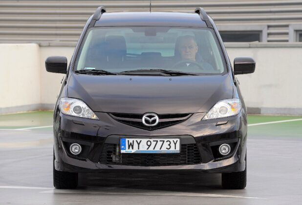 Mazda 5 I po liftingu