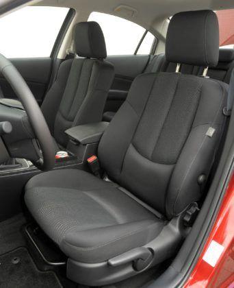 Mazda 6 II - fotel kierowcy
