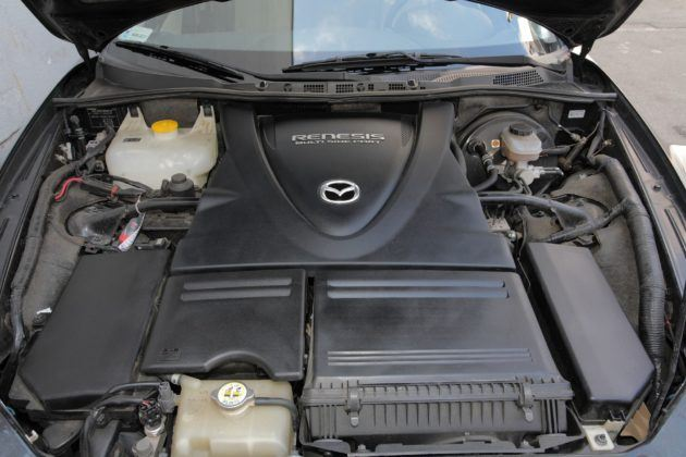 Mazda RX-8 - silnik