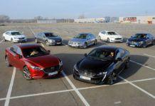 Megatest sedany klasy średniej - otwierające