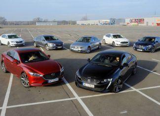 Sedany klasy średniej - Peugeot 508 kontra 6 najważniejszych konkurentów - PORÓWNANIE