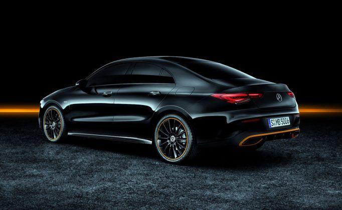 Nowy Mercedes CLA