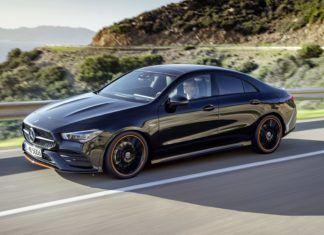 Nowy Mercedes CLA - informacje i zdjęcia
