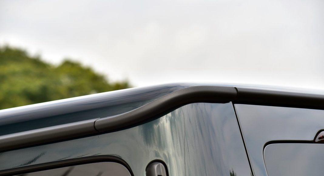 Mercedes G 500 - rynienki