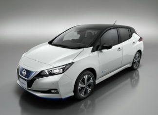 Nissan 3.Zero e+ Limited Edition – 385 km zasięgu