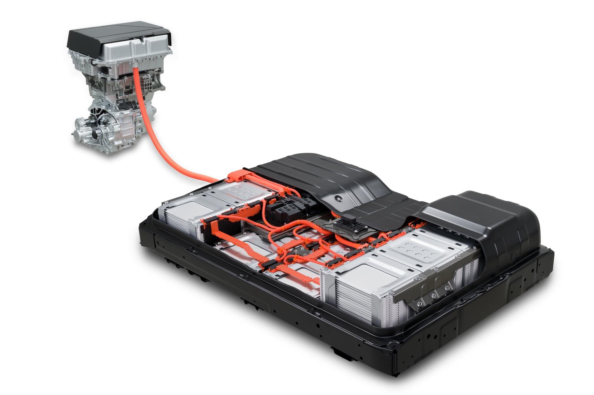 Nissan Leaf 3.Zero e+ – akumulator
