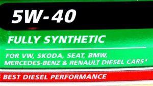 Olej silnikowy - klasa lepkości