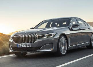 BMW serii 7 po liftingu – informacje i zdjęcia