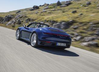 Nowe Porsche 911 Cabriolet (992) – informacje i zdjęcia