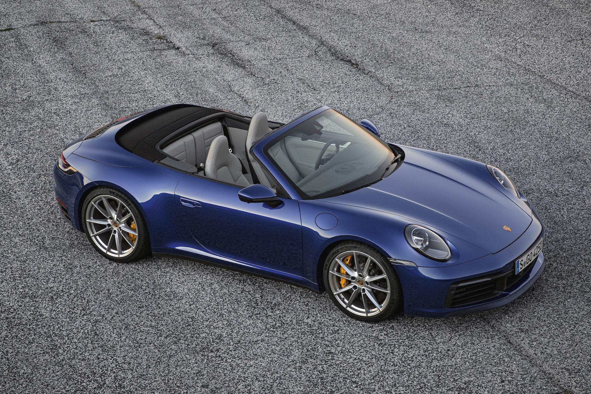 Porsche_911 Cabriolet