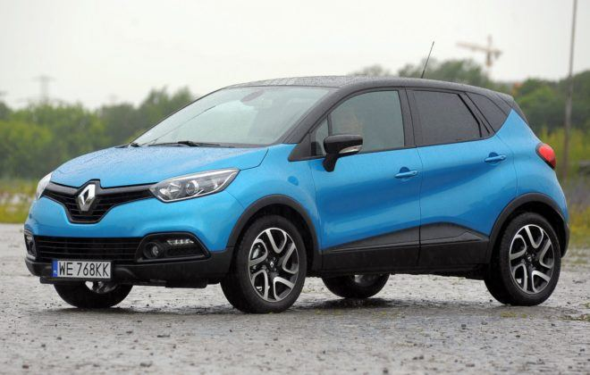 Raport TUV 2019 - Renault Captur