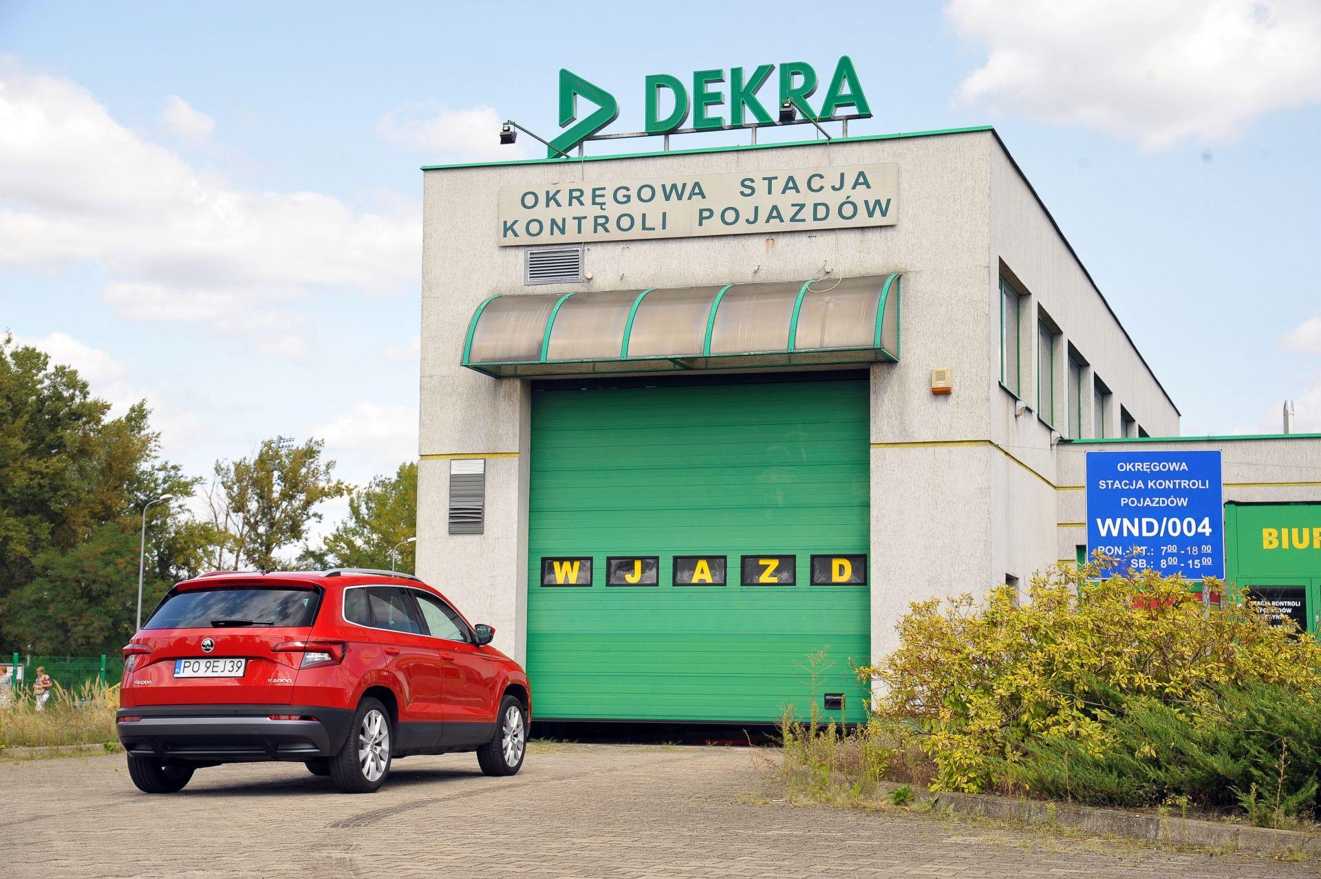 Skoda Karoq - DEKRA