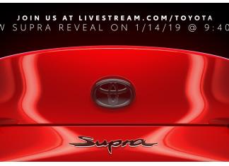 Tak wygląda nowa Toyota Supra – pierwszy film – WIDEO