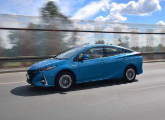 Toyota Prius Plug In Hybrid Prestige - TEST