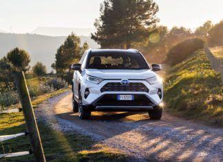 Nowa Toyota RAV4 - pierwsza jazda