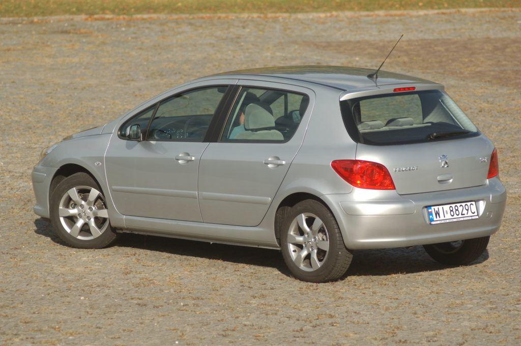 Używany Peugeot 307 - czy warto