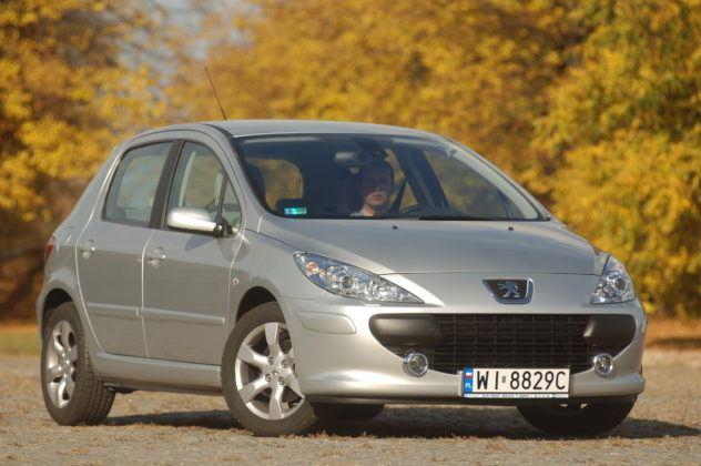 Używany Peugeot 307 - czy warto kupic
