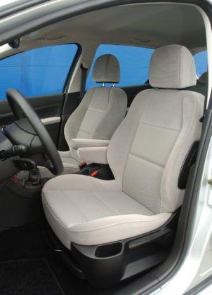 Używany Peugeot 307 - fotele