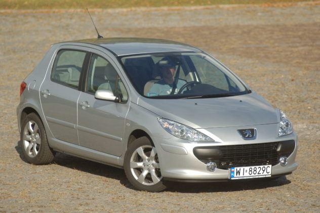 Używany Peugeot 307 - opinie kierowcow