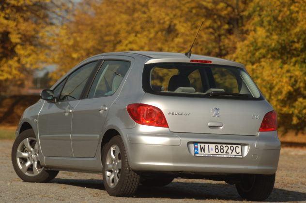 Używany Peugeot 307 - opinie uzytkownikow