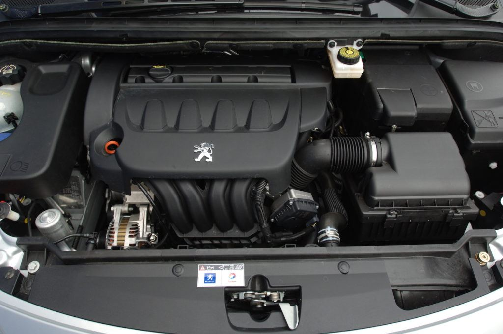 Używany Peugeot 307 - silnik