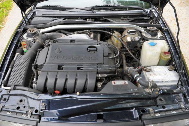 Volkswagen Corrado - silnik