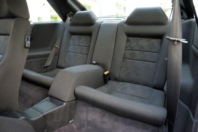 Volkswagen Corrado - kanapa