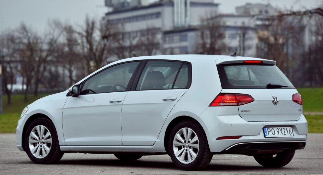 Volkswagen Golf 1.6 TDI - tył