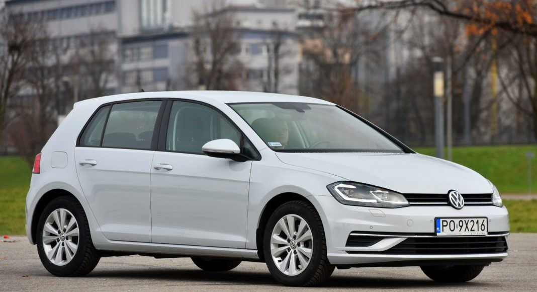 Volkswagen Golf 1.6 TDI - przód