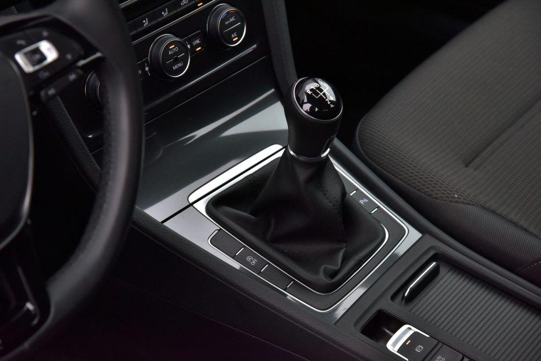 Volkswagen Golf 1.6 TDI - skrzynia biegów