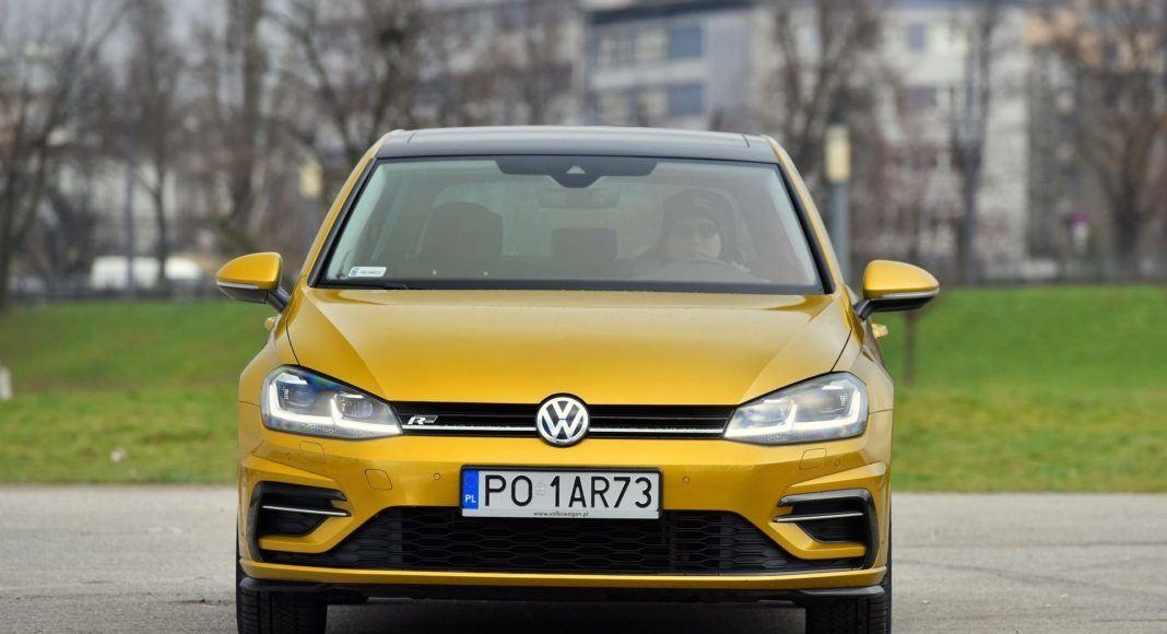 Volkswagen Golf 1.5 TSI - przód