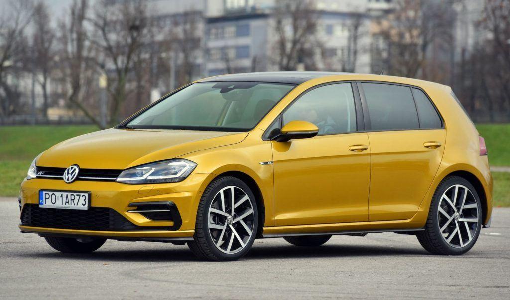 Używany VW Golf VII - opinie