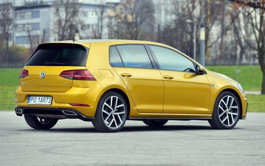 Volkswagen Golf 1.5 TSI - tył