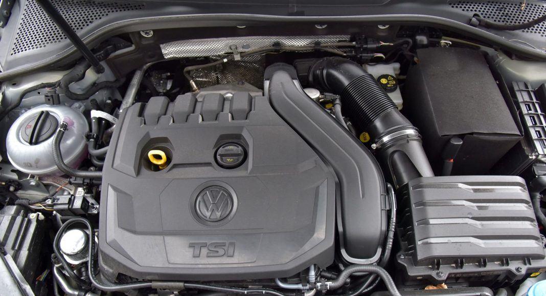 Volkswagen Golf 1.5 TSI - silnik