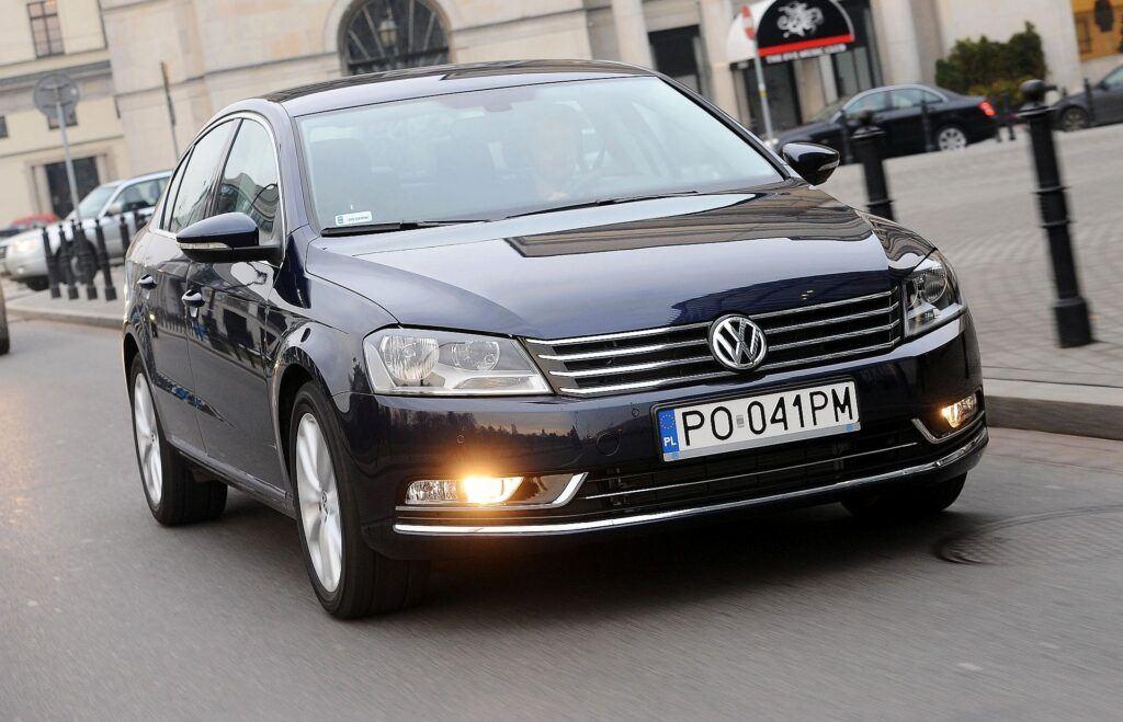 Volkswagen Passat B7 07